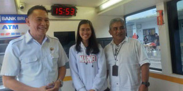Walikota Eman Apresiasi Pelayanan E Buzz