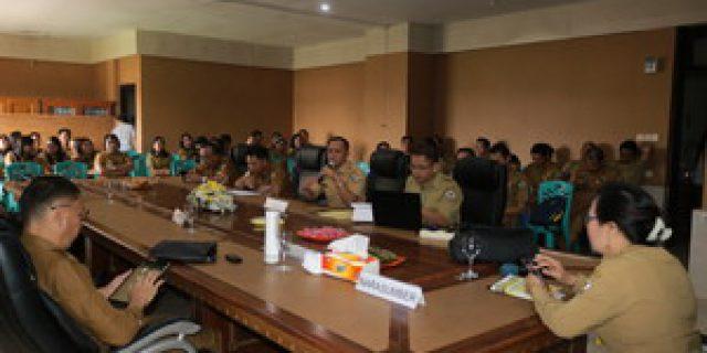 Walikota Eman: Tetapkan IKU di Perangkat Daerah