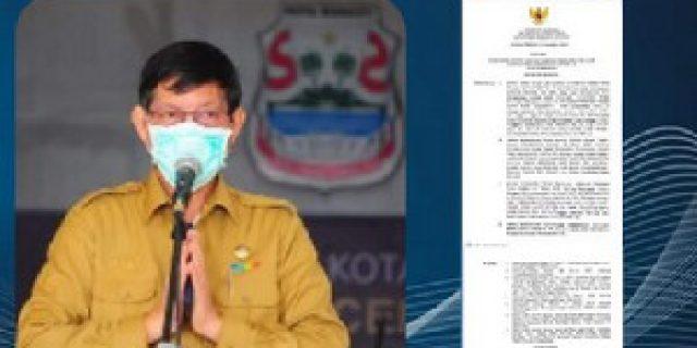 Walikota Tetapkan Status Tanggap Darurat Covid-19 di Kota Manado