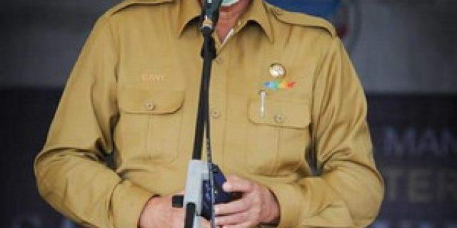 Walikota GSVL Donasikan Gaji Untuk Penanganan Covid-19
