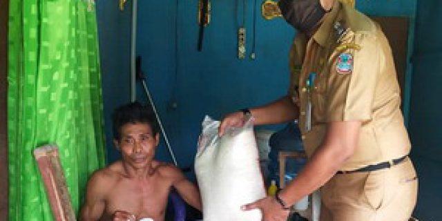 336 KK Warga Tongkaina Dapat Bantuan Dari Pemkot Manado
