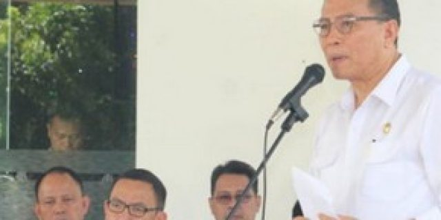 Walikota Eman: Tamu Masuk Tomohon Harus Kantongi SKS