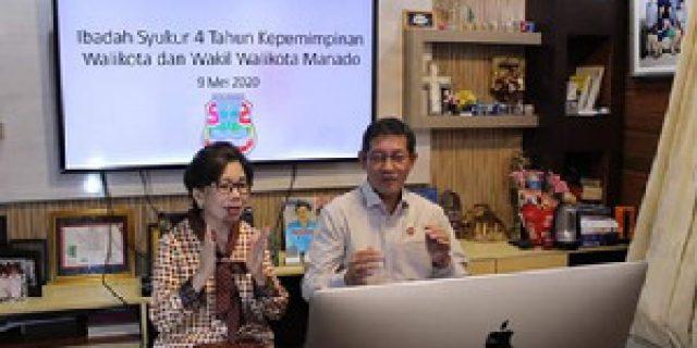 4 Tahun Kepemimpinan GSVL MOR di Tengah Pandemi Covid-19,  Tetap Bersyukur dan Menghargai Waktu