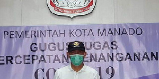 Pemkot Manado Bantah Informasi Berantai 200san Hasil Repid Test Pasar Karombasan