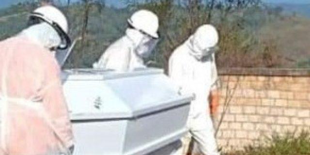 Petugas Pemakaman Pasien Covid -19 di Tomohon Ada Insentif