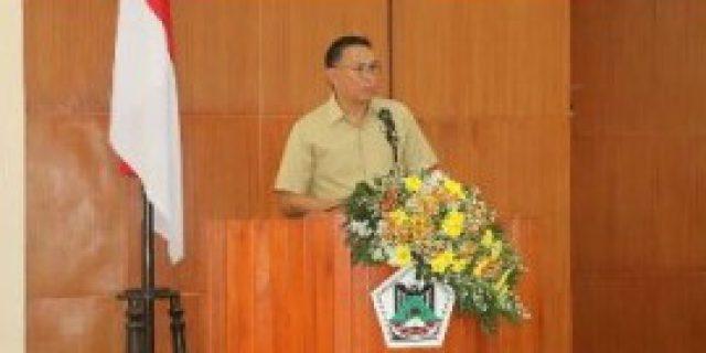 LKPJ Walikota Tomohon 2019 Ditetapkan