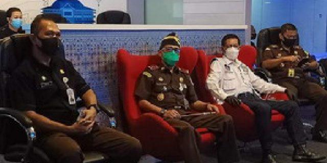 Diterimah Walikota, Kajati Sulut Kunjungi C3 Kota Manado