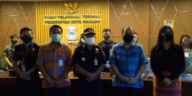 Sinergi dengan DPMPTS, Bea Cukai Hadir di Mantos