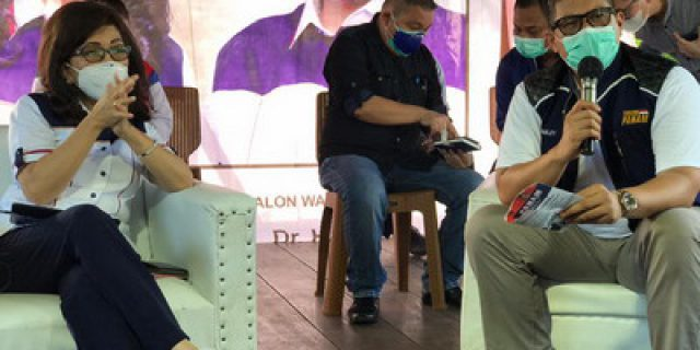 Kompak, Prof Paula Jadi Bintang Tamu, Ai Mangindaan Presenternya