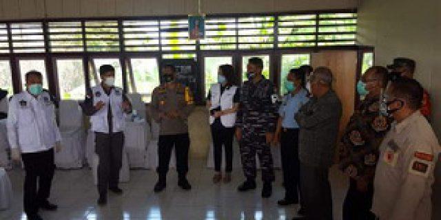 Putus Mata Rantai Covid-19, Walikota Resmikan Penggunaan Rumah Singgah Khusus Tahanan dan Narapidana