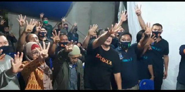 Harley Mangindaan Apresiasi Pelantikan Garuda One GSVL Kecamatan Singkil
