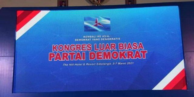 KLB Partai Demokrat Digelar Jumat Siang Ini