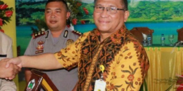 Sekkot Lolowang Pimpin Rakor KKR Triwulan I