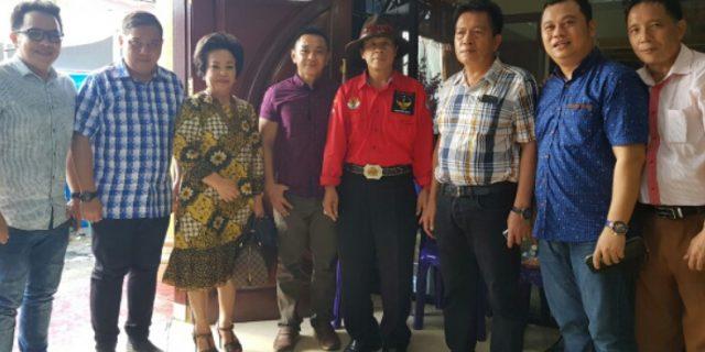 Ibadah Perdana PKB Sakobar Dihadiri Ketua DPRD Manado, Tokoh Agama dan Masyarakat