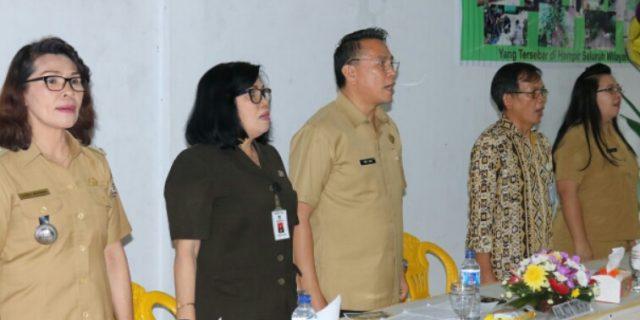 Walikota Eman Buka Penyuluhan KB di Matani II