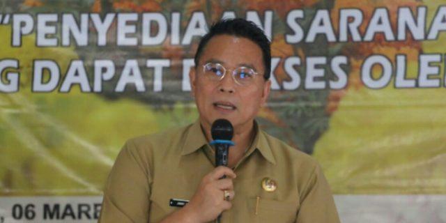Walikota Eman Bangun Sinergi Dengan IKM Tomohon