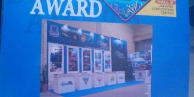 Manado Raih Best Booth Award di Pameran Deep and Extreme 2018