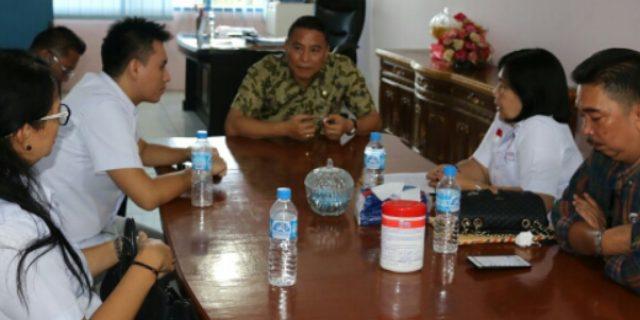 Walikota Eman Harap LPA Fasilitasi Pokja Hingga Kelurahan