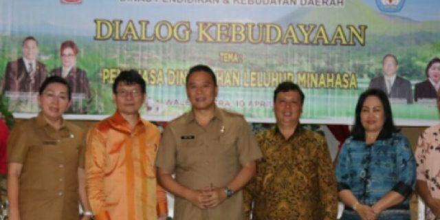 Walikota Eman Buka Dialog Kebudayaan