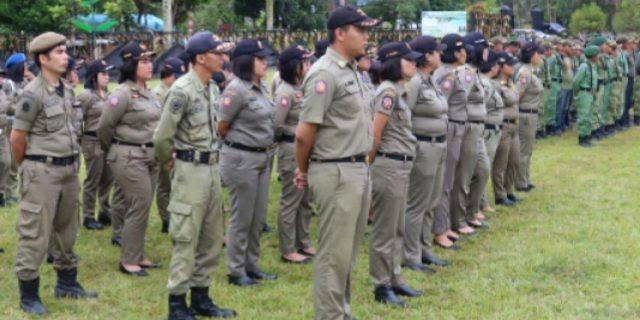 Sekkot Lolowang Buka Lomba PBB di Anyar Kelurahan Tomohon