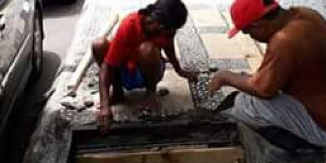 Trotoar Lubang Makan Korban, Kadis PUPR Manado Minta Maaf