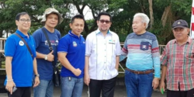 Pengurus FKDM Manado Dilantik, Franky Walangitang Ketua Sario