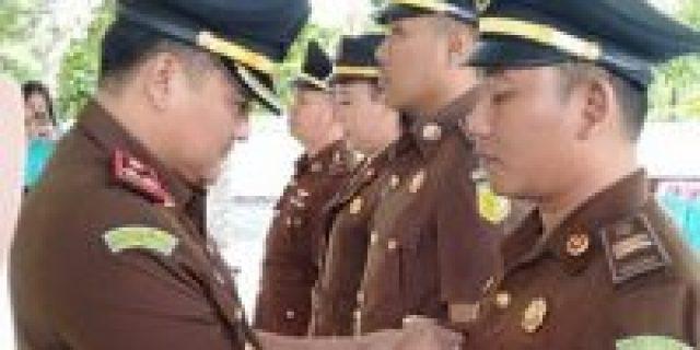 5 Pejabat Dilantik, Kajari Tomohon: Hindari Perbuatan Tercela