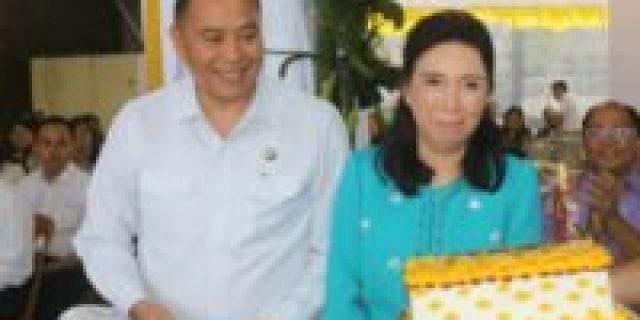 HUT ke-52 Istri Walikota Tomohon Berlangsung Penuh Kekeluargaan