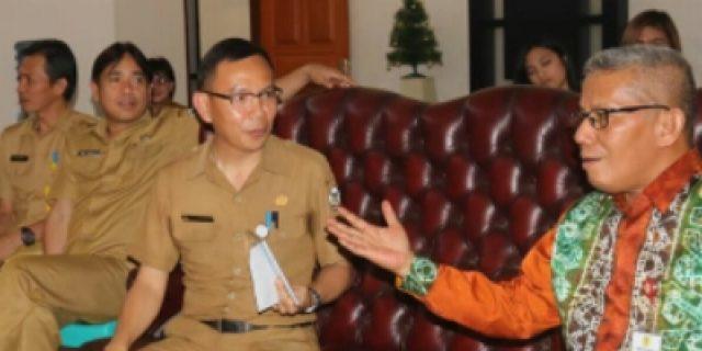 Kabupaten Hulu Sungai Tengah Akui Tomohon Indah dan Rapih