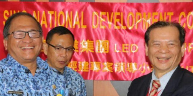 Tomohon Jadi Target Investasi ISNDC Taiwan