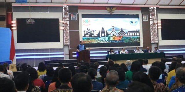 Walikota Minta Rohaniawan Doakan Suksesnya Manado Fiesta 2018