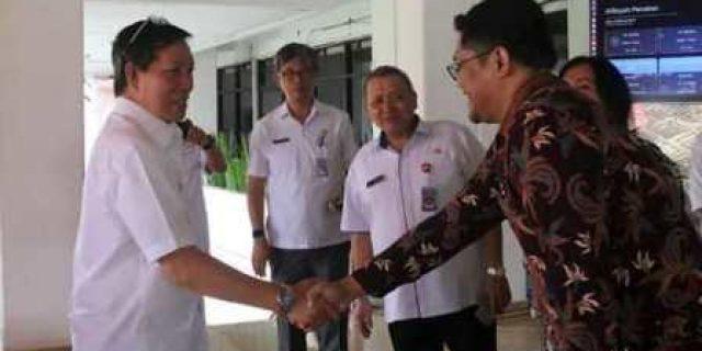 Walikota Manado Sambut Baik TIM BPK RI Sulut