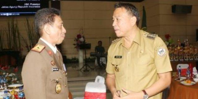 Walikota Tomohon Hadiri Hari Bhakti Adhyaksa ke-59