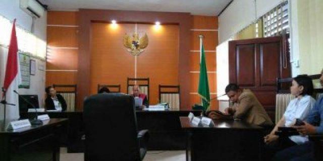 Gugatan Anne Roti ke PD Pasar Ditolak PN Manado