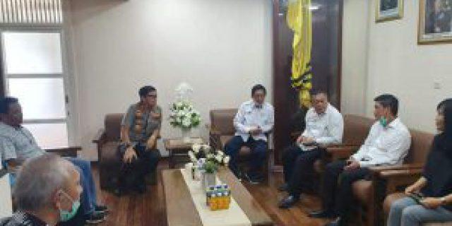 Lawan Covid-19, Walikota GSVL Audiens Bersama Kapolda