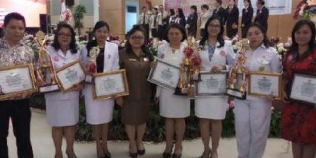 HKN ke-54, Pemkot Tomohon Raih Berbagai Penghargaan