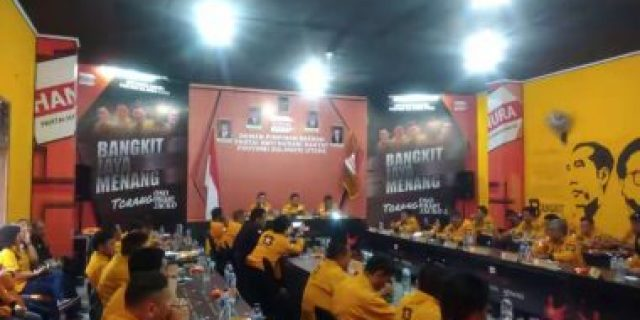 DPC Hanura Bolsel Siap Dukung BRANI