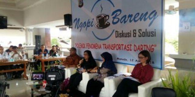 Dir Lantas Gelar Diskusi Bersama Terkait Polemik Fenomena Transportasi Daring