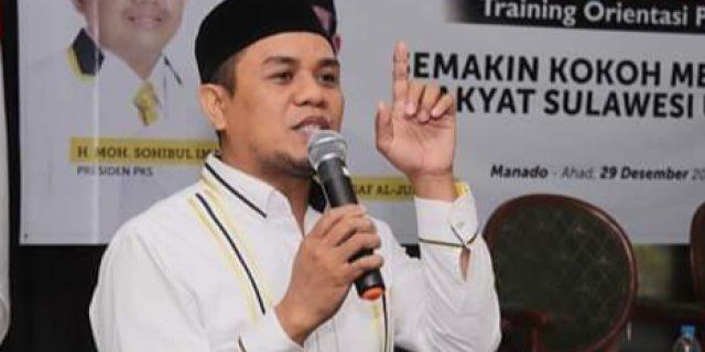 Empat Catatan Syarifudin Saafa Peringati HUT 397 Kota Manado