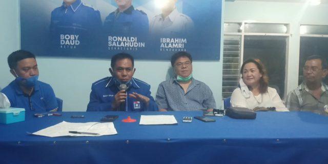 Konsolidasi dan Silahturahmi Tim Kamda MOR-HJP Bersama Kader PAN