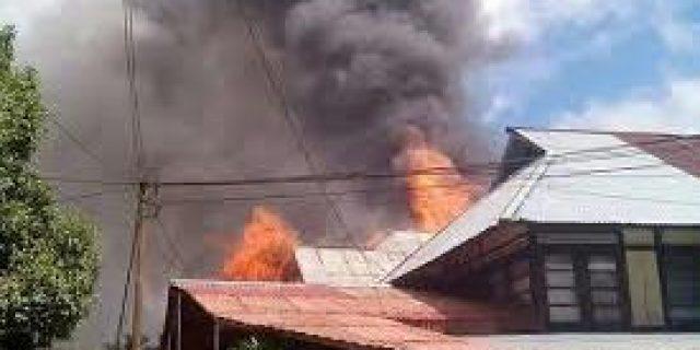 BPBD: 50 Kasus Kebakaran Sempat Terjadi di Tomohon