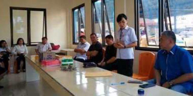 Pemanfaatan Pasar Pinasungkulan Diserahkan ke PD Pasar Manado