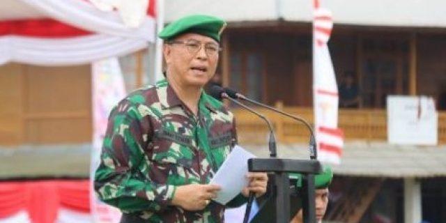 Walikota Tomohon Buka TMMD ke-103
