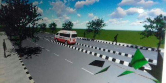 Jalur Ambulance, Kadis Mamahit: Akhir Tahun Bisa Diselesaikan
