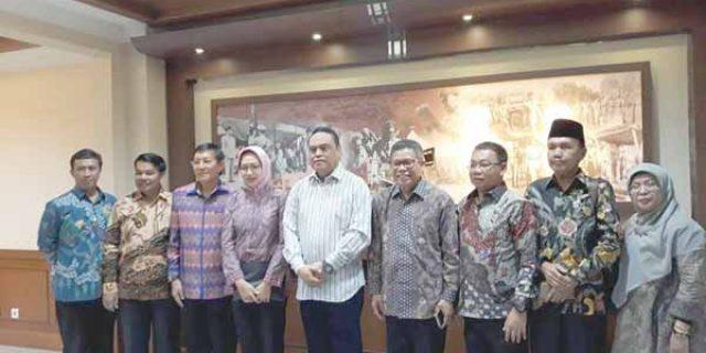 Bahas Rakernas APEKSI 2018, Walikota Manado dan Pengurus APEKSI Temui Wakapolri