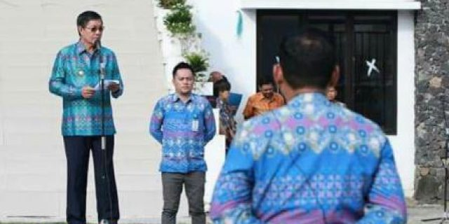 Walikota Manado Apresiasi Kontribusi Positif ASN