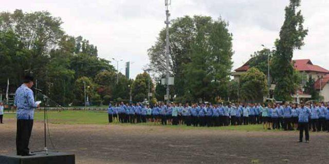 Walikota Manado: Apel KORPRI Bukan Seremonial Semata