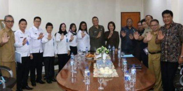 Walikota Eman: Pemkot Tomohon Siap Dukung BNNK