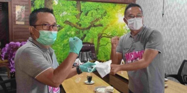 Walikota Dukung Penuh Coklik Di Tomohon