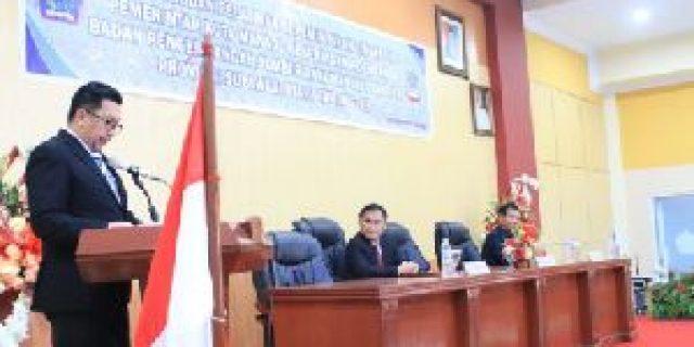 Tingkatkan Kapabilitas Aparatur, Pemkot Manado Gelar DIKLATPIM III